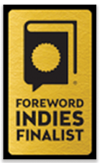 Image of Foreword Indies 2019 Finalist badge.